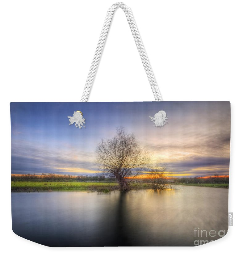 Art Weekender Tote Bag featuring the photograph Sweet Escape by Yhun Suarez