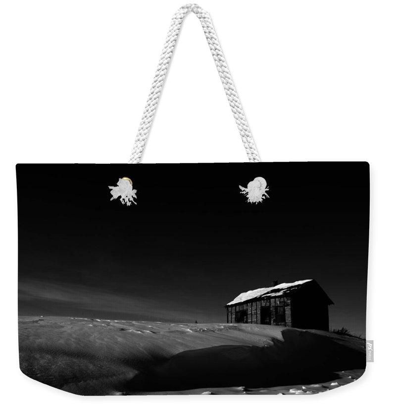 : Jerry Cordeiro Photographs Photographs Photographs Photographs Photographs Weekender Tote Bag featuring the photograph The Frosters by The Artist Project