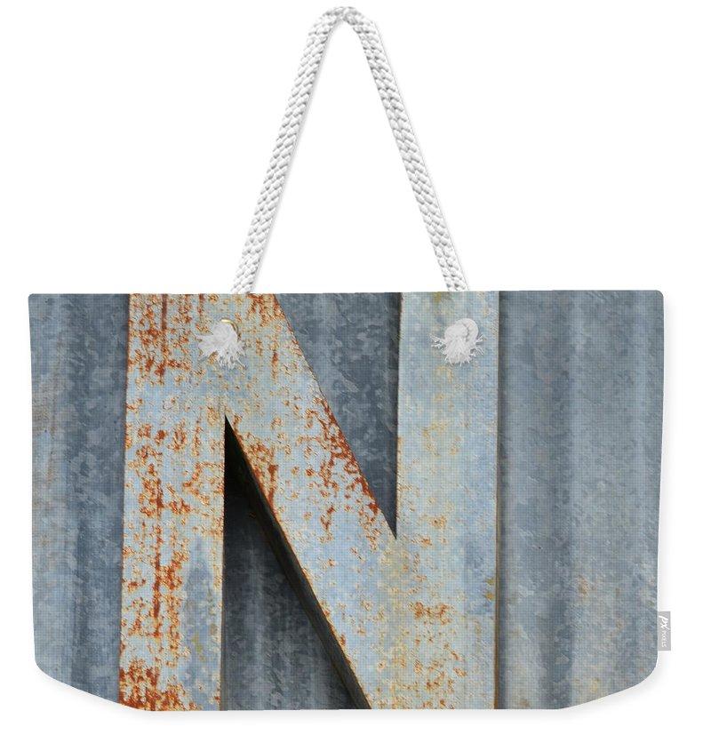 Rusty Weekender Tote Bags