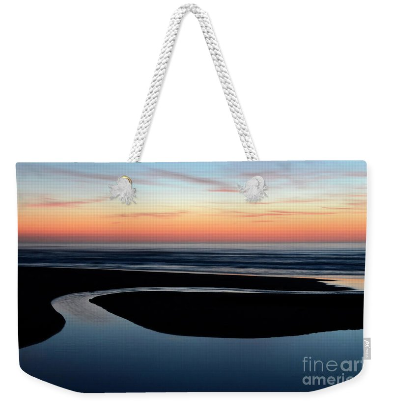 Peace Weekender Tote Bag featuring the photograph Time To Wonder by Bob Christopher