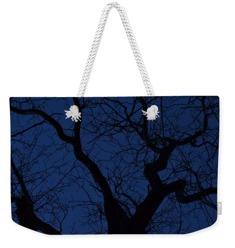 J.d. Grimes Weekender Tote Bag featuring the photograph Twilight by JD Grimes