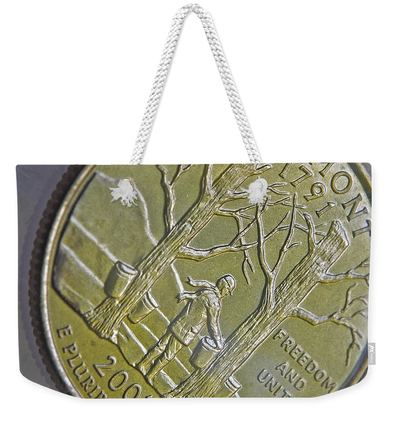 Vermont Weekender Tote Bag featuring the photograph Vermont 2001 by Bill Owen