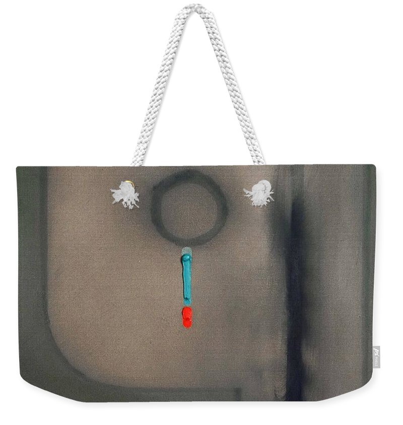 Kimono.japanese Weekender Tote Bag featuring the painting Wing by Charles Stuart