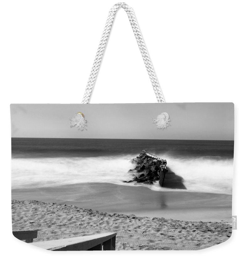 Playa Del Rey Weekender Tote Bag featuring the photograph Playa Del Rey Ca by Joe Schofield