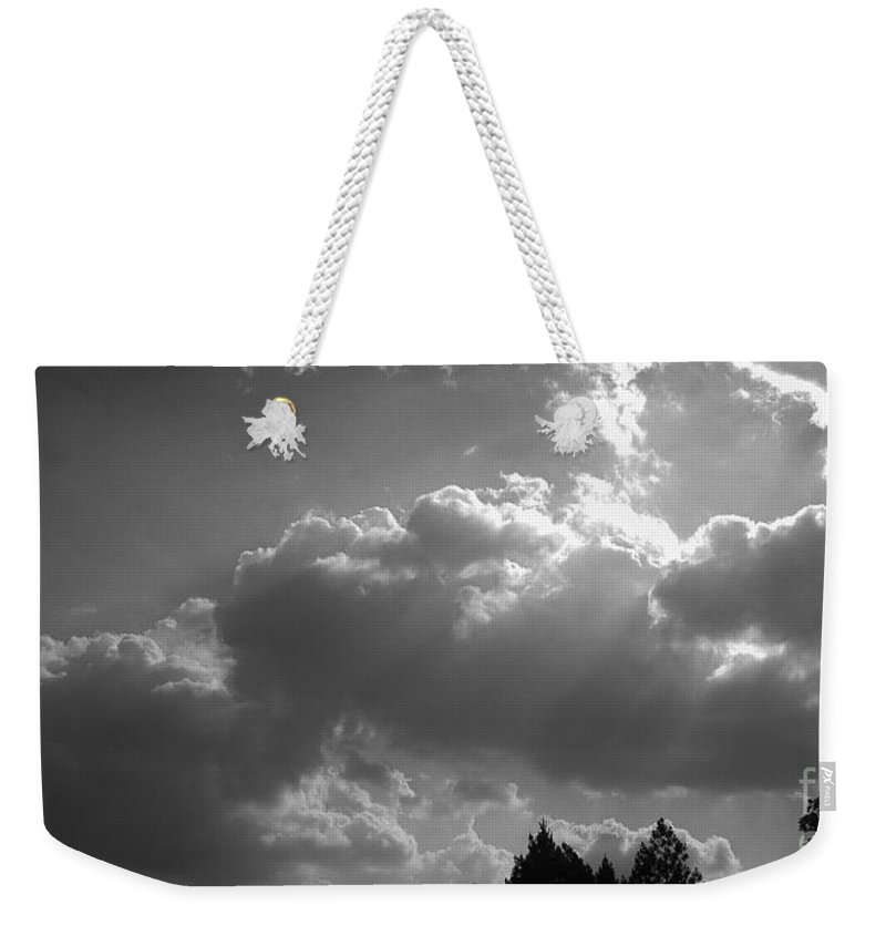 Iphone 4s Weekender Tote Bag featuring the photograph 05222012057 by Debbie L Foreman