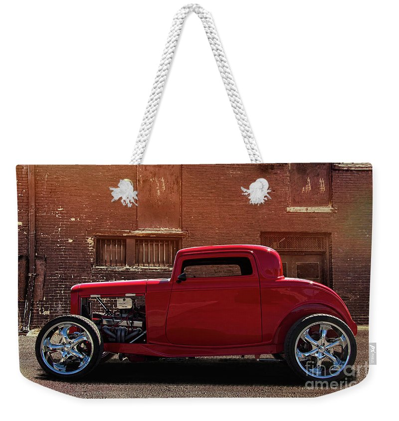 1932 Ford Deuce Coupe Weekender Tote Bag for Sale by Nick Gray