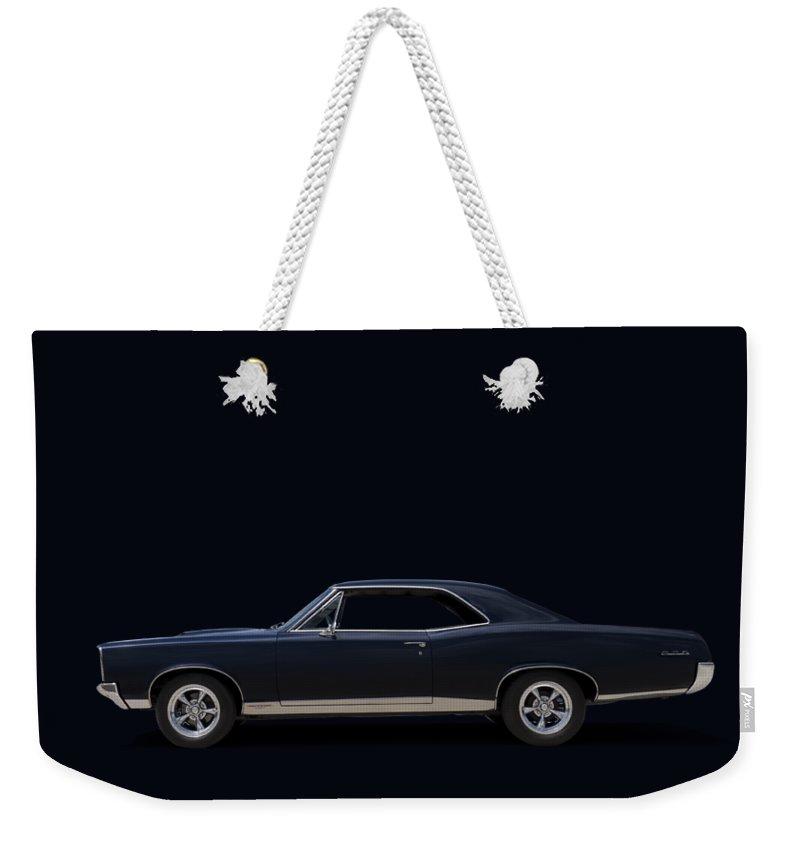 Muscle Car Weekender Tote Bags