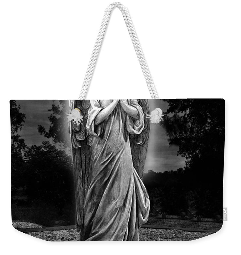 Bask In His Glory Weekender Tote Bag featuring the photograph Bask In His Glory by Peter Piatt