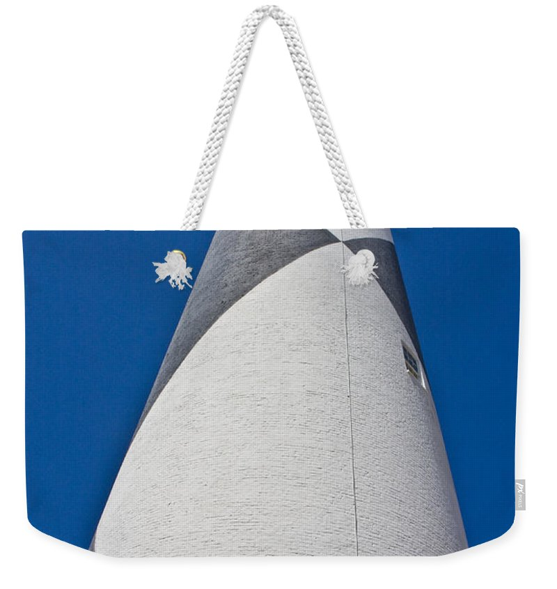 Harkers Island Weekender Tote Bag featuring the photograph Cape Lookout 4 by Betsy Knapp