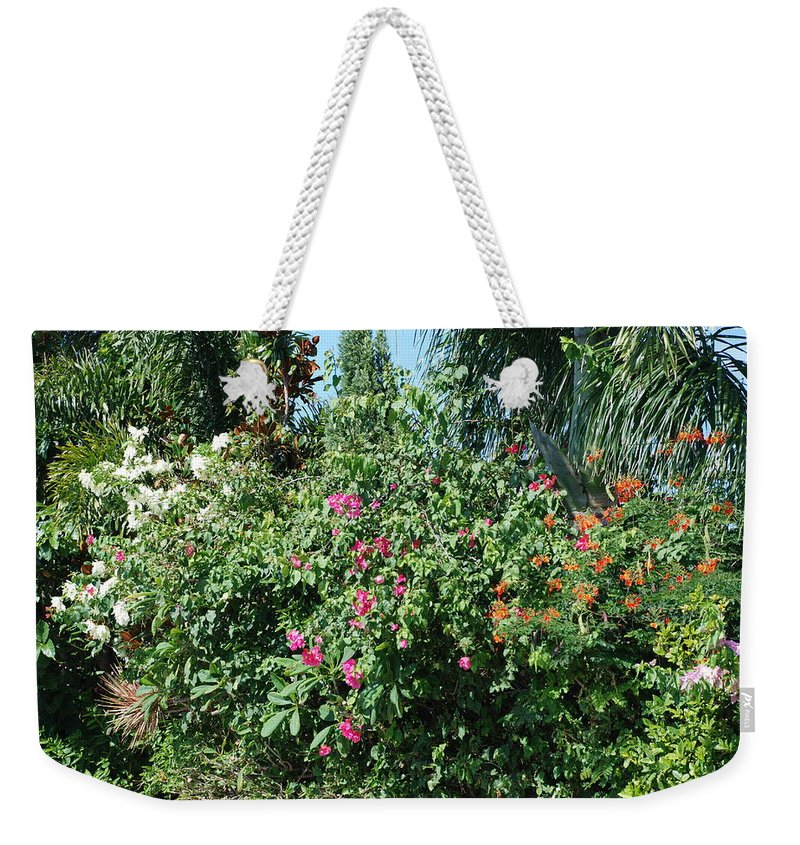 Landscape Weekender Tote Bag featuring the photograph Colors by Rob Hans