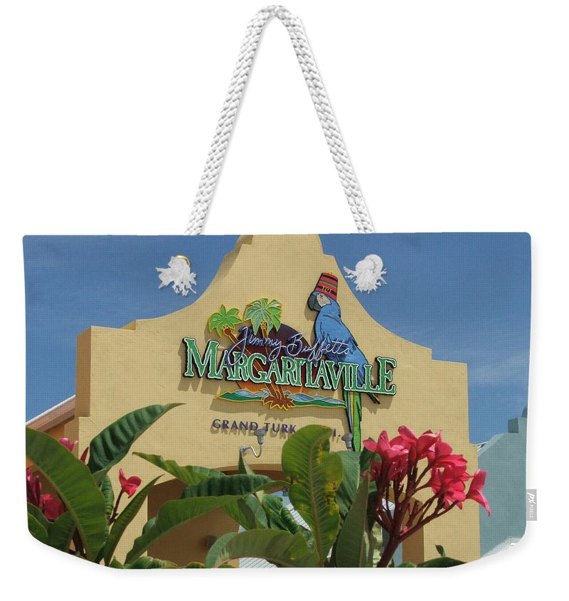 Margerita Weekender Tote Bag featuring the photograph Daydreaming by Robert Meanor