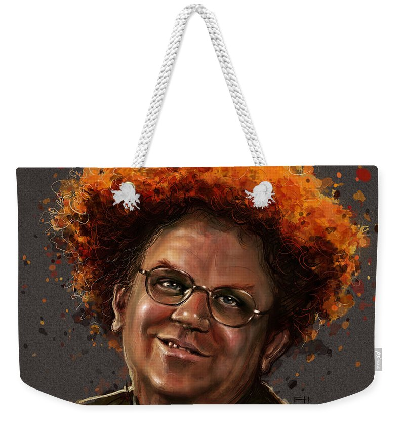 Mr. Cellophane Weekender Tote Bags