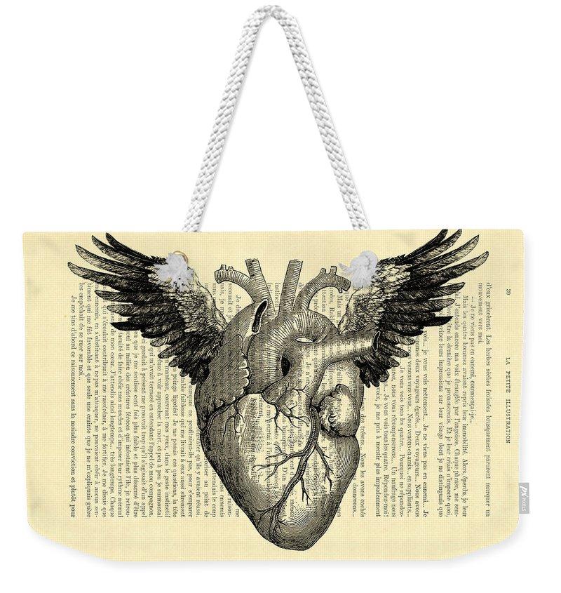 Anatomical Weekender Tote Bags