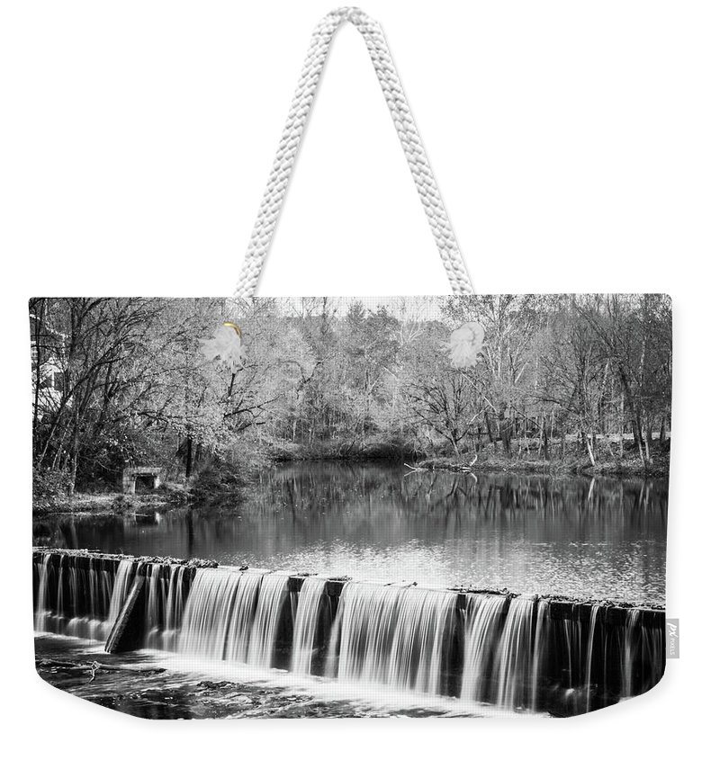 Buck Creek Weekender Tote Bag featuring the photograph Helena Beauty by Parker Cunningham