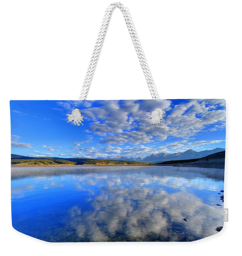 Inspire Weekender Tote Bag featuring the photograph Inspiration by Scott Mahon
