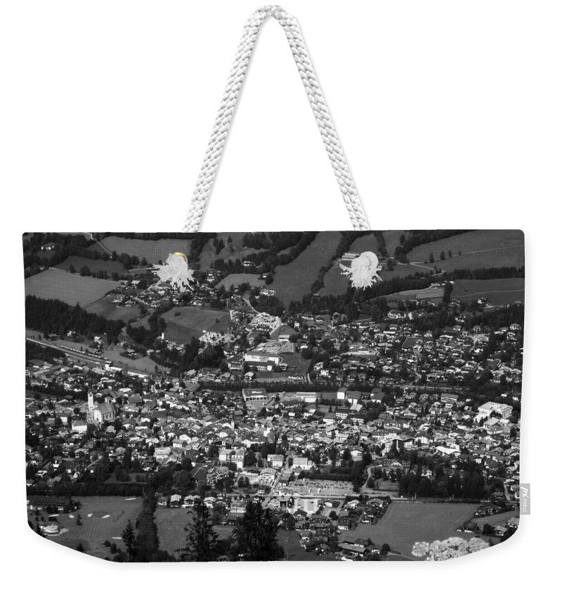 Europe Weekender Tote Bag featuring the photograph Kitzbuehel by Juergen Weiss