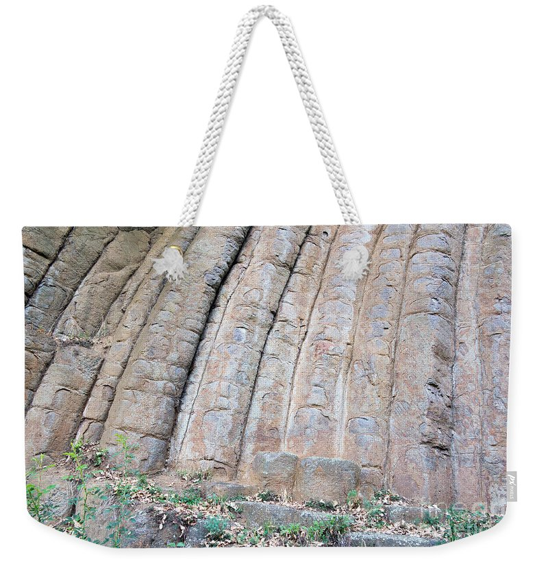 Czech Weekender Tote Bag featuring the photograph Konojedy Rock Loaves by Michal Boubin
