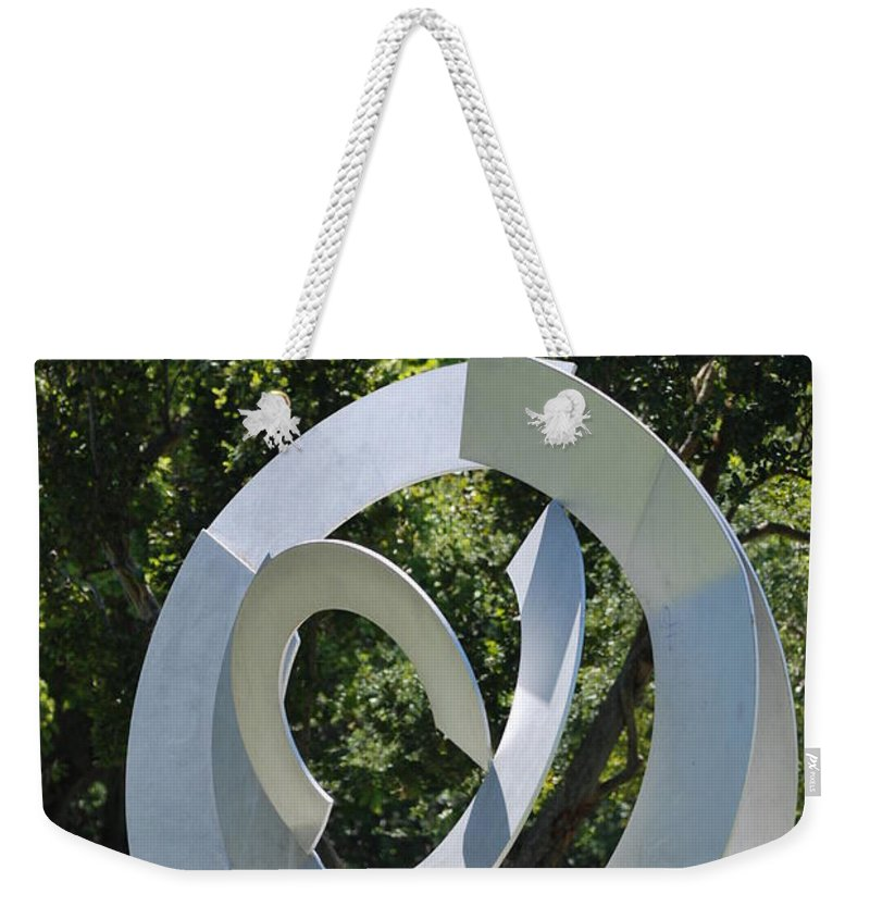 Landscape Weekender Tote Bag featuring the photograph Orbs by Rob Hans
