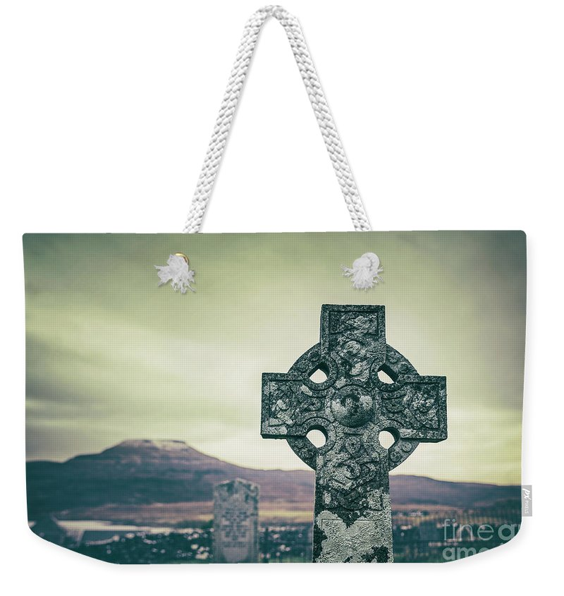 Kremsdorf Weekender Tote Bag featuring the photograph Peace Within by Evelina Kremsdorf