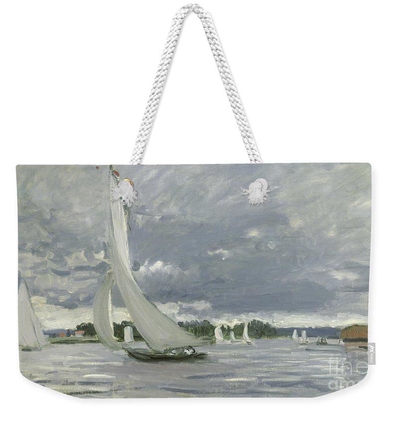 Regatta Weekender Tote Bags
