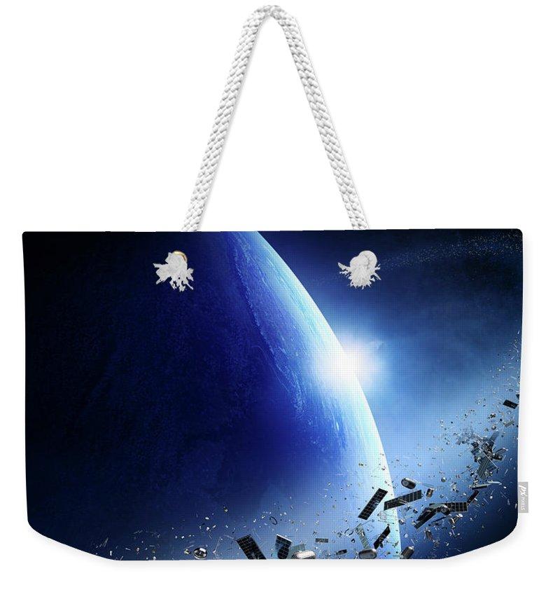 Environmental Science Weekender Tote Bags