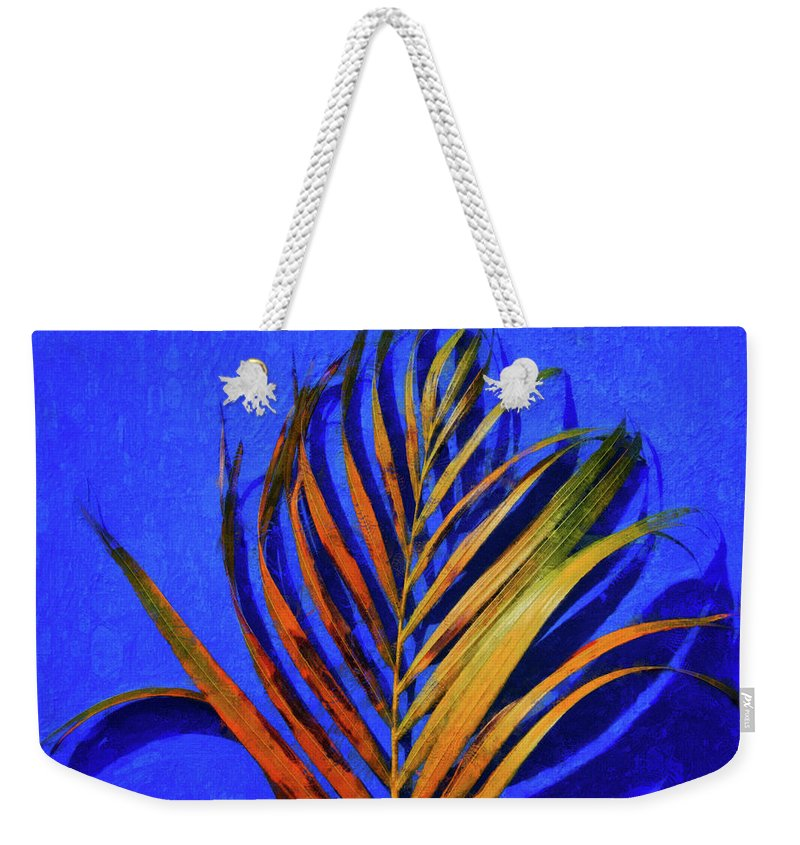 Surrender Weekender Tote Bag featuring the photograph Surrender by Skip Hunt