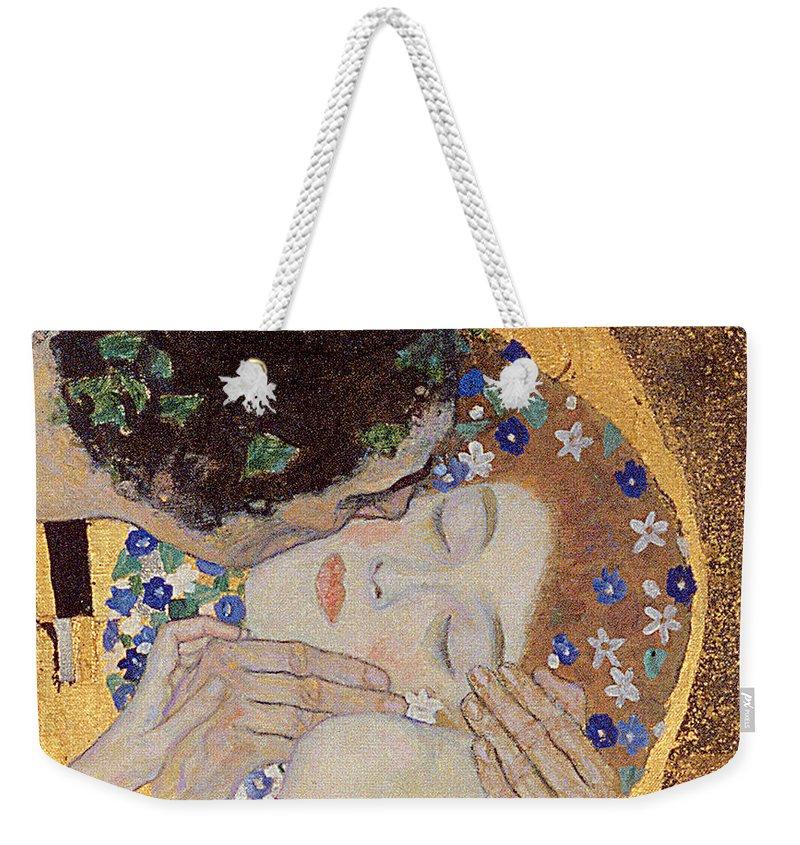 Lovers Weekender Tote Bags