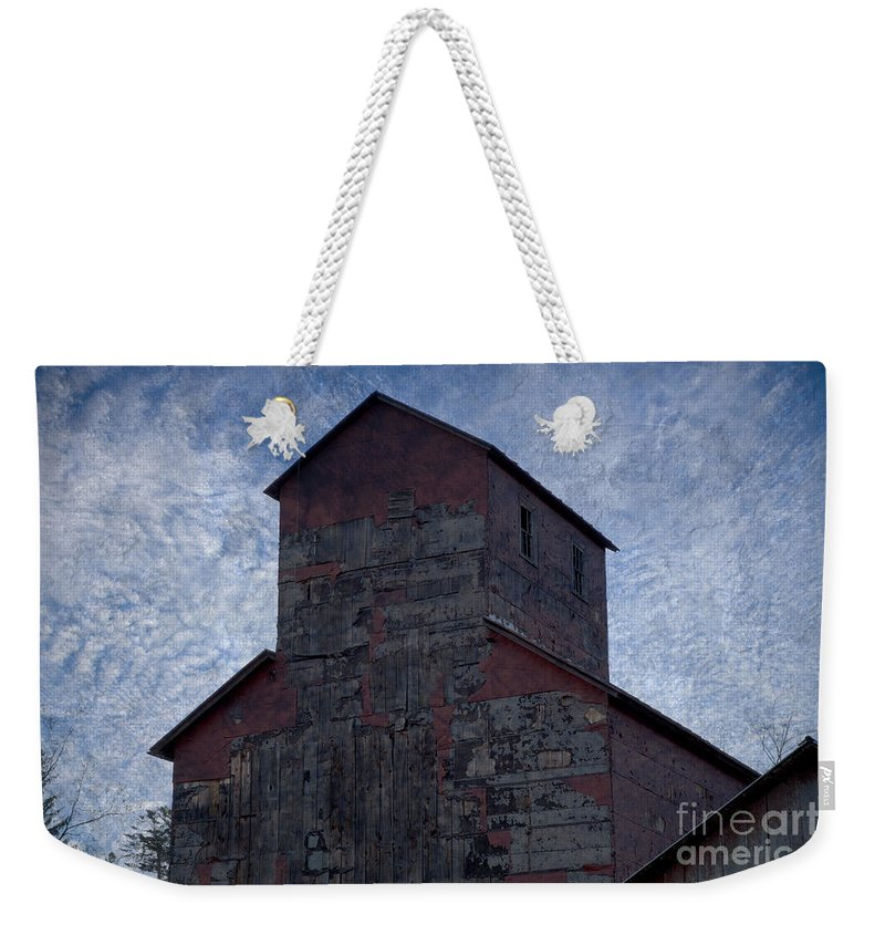 Old Mill Weekender Tote Bag featuring the photograph The Old Mill by John Stephens
