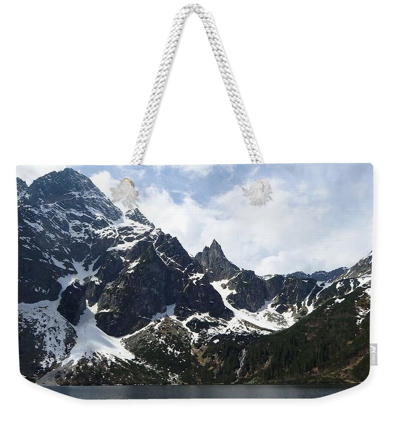 Hills Weekender Tote Bag featuring the photograph Nature by FL collection