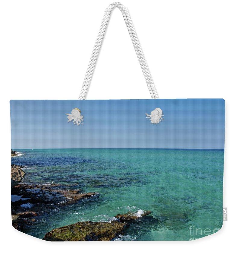 Ocean Reef Park Weekender Tote Bag featuring the photograph 12- Ocean Reef Park by Joseph Keane