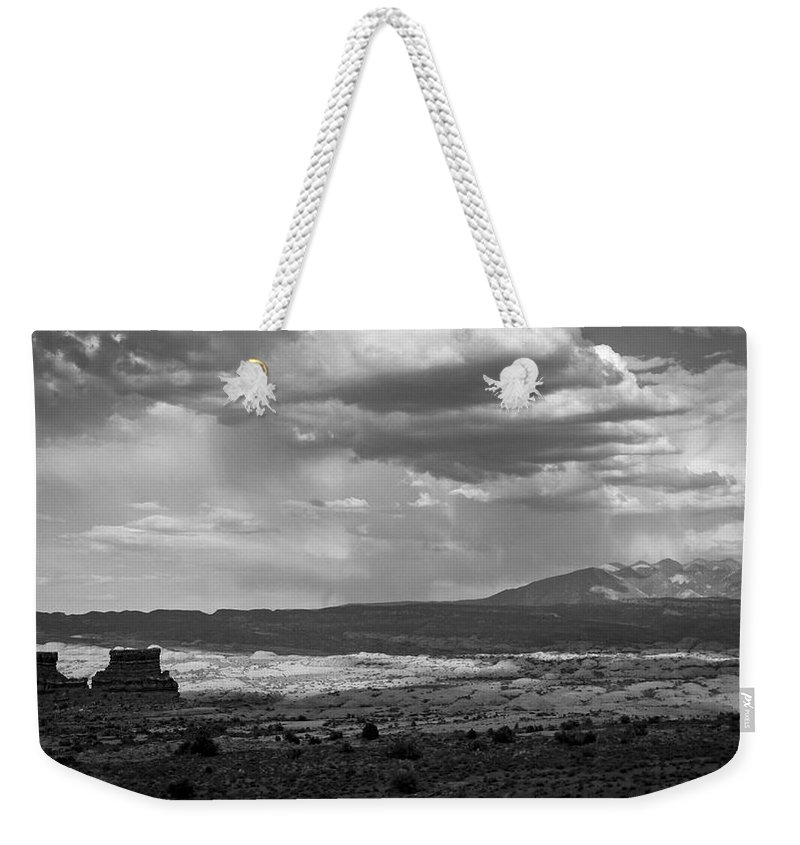 13th Seal Weekender Tote Bag featuring the photograph 13th Seal by Skip Hunt
