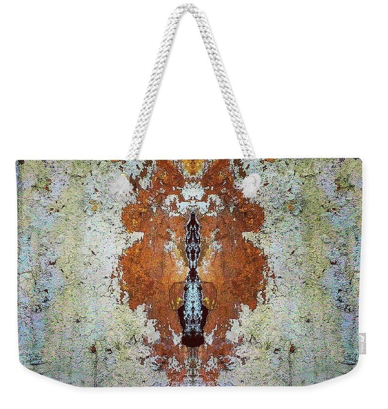 Art Weekender Tote Bag featuring the photograph Abstract Art by Kirill Grytsina
