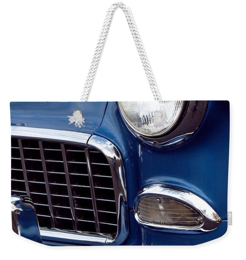 Antique Car Weekender Tote Bags