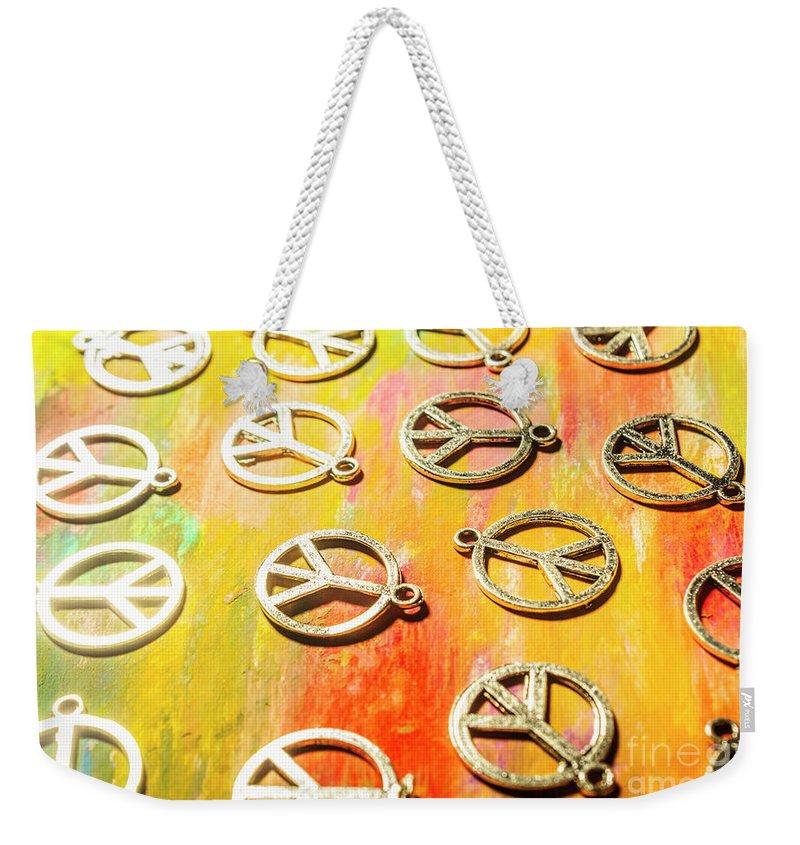 Pendant Photographs Weekender Tote Bags