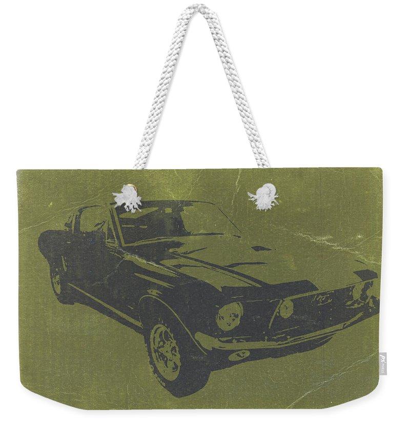 Automotive Weekender Tote Bags