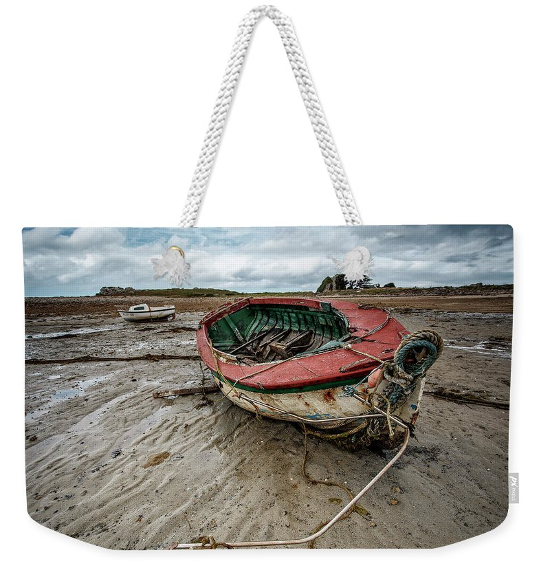 Decay Weekender Tote Bags