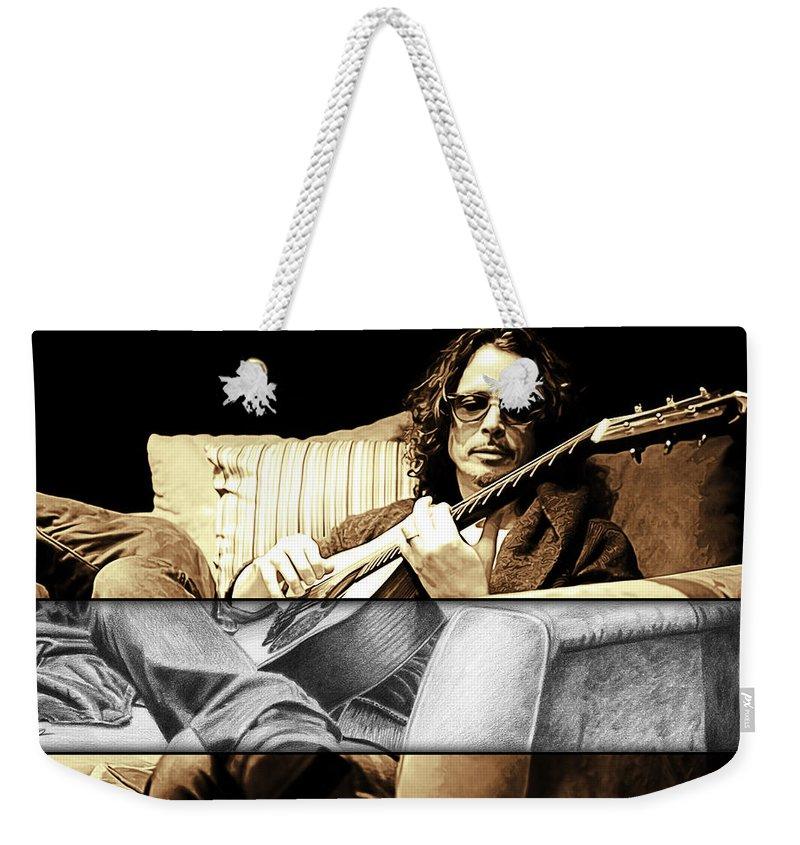 Soundgarden Weekender Tote Bags