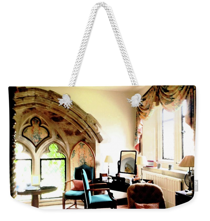 Photograph Weekender Tote Bag featuring the photograph Elegance by Nicole Parks