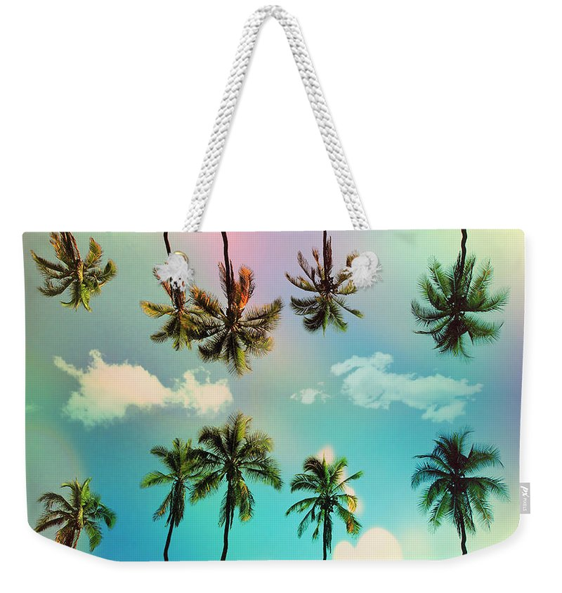Venice Beach Weekender Tote Bag featuring the photograph Florida by Mark Ashkenazi