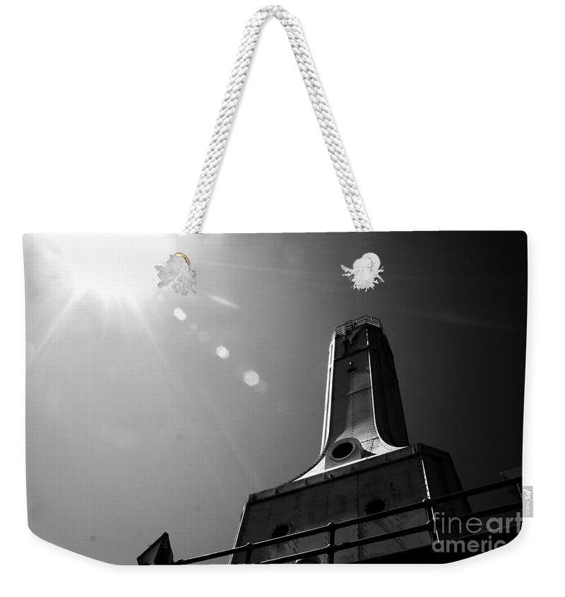 Port Washington Weekender Tote Bag featuring the photograph Hope by Jamie Lynn