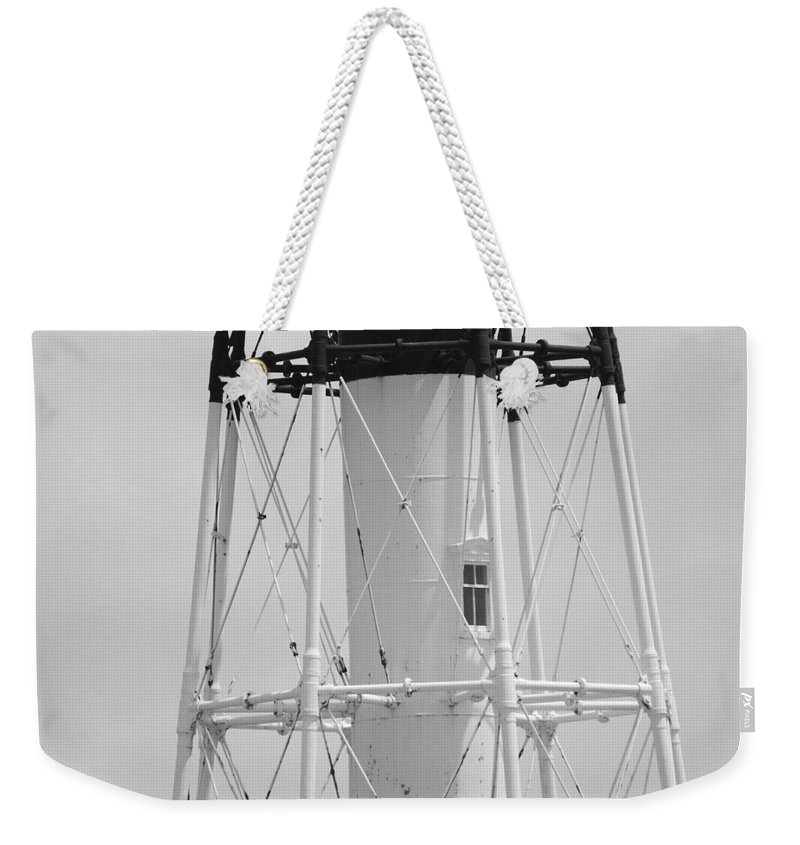 Landscape Weekender Tote Bag featuring the photograph Lighthouse by Rob Hans