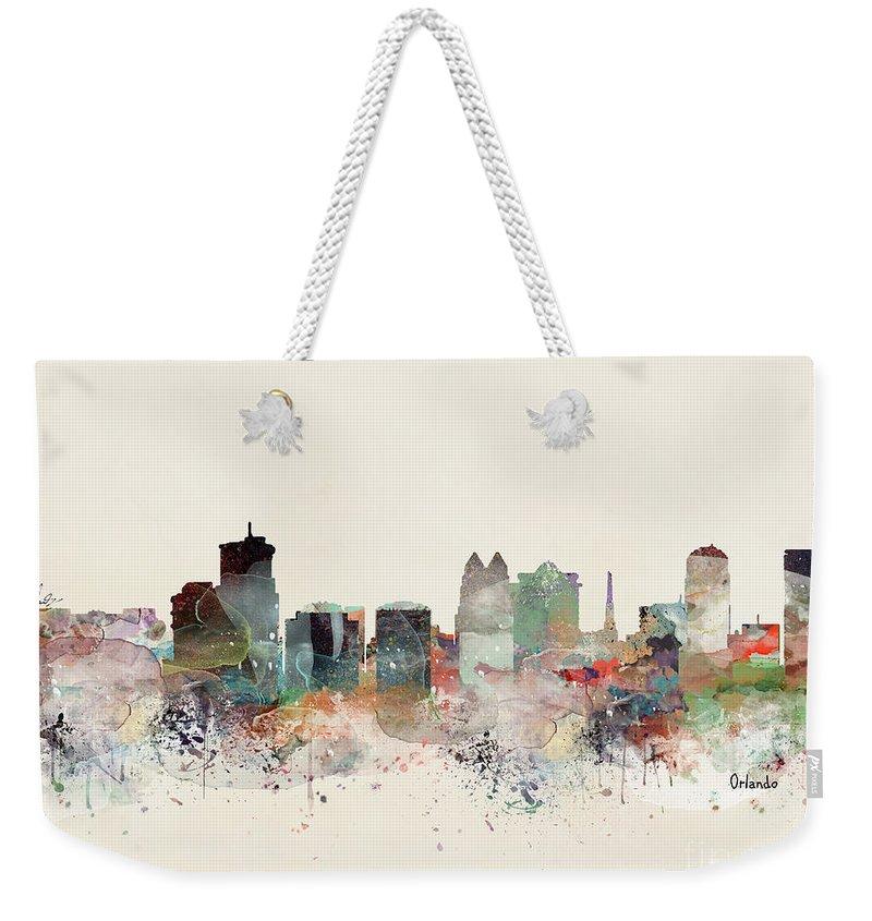 Orlando Weekender Tote Bags
