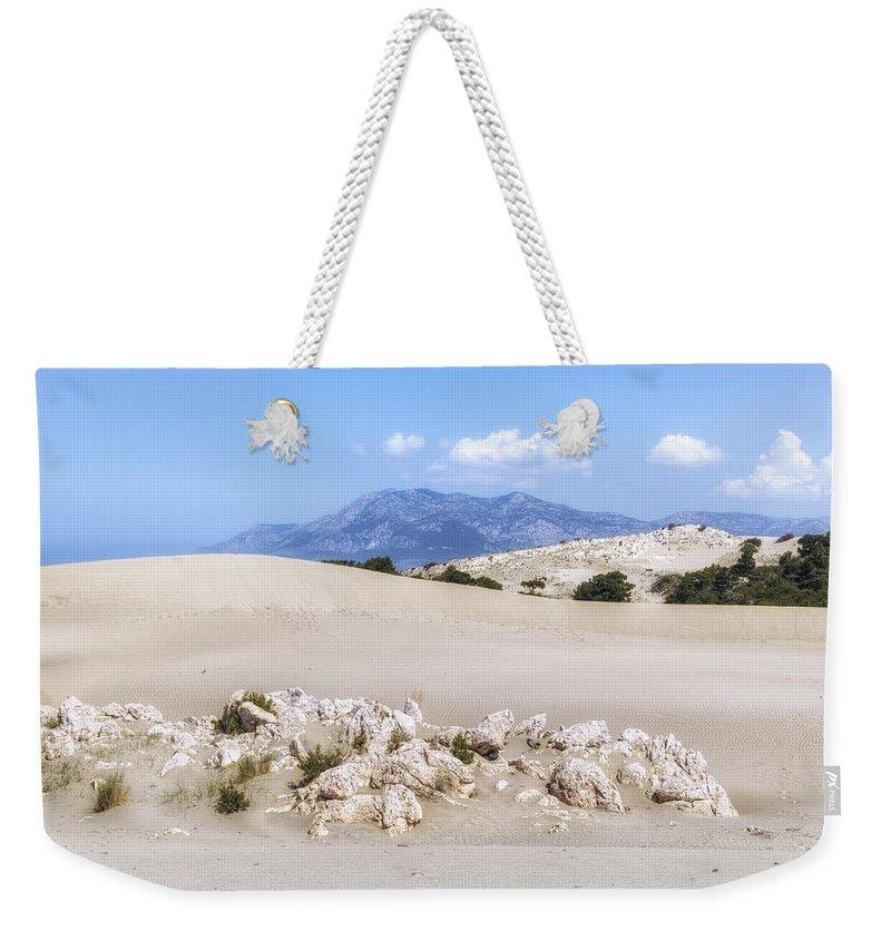 Patara Beach Weekender Tote Bag featuring the photograph Patara Beach - Turkey by Joana Kruse