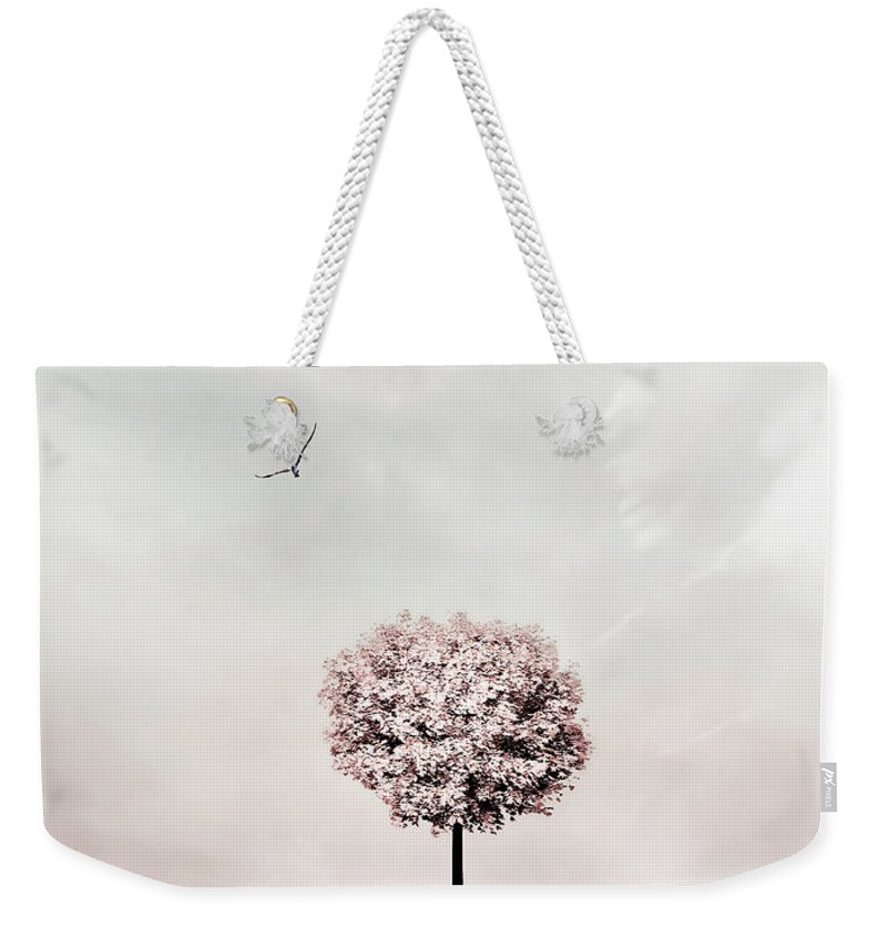 Photodream Weekender Tote Bag featuring the photograph Still by Jacky Gerritsen