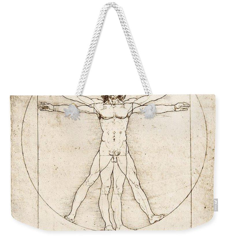 Figures Weekender Tote Bags