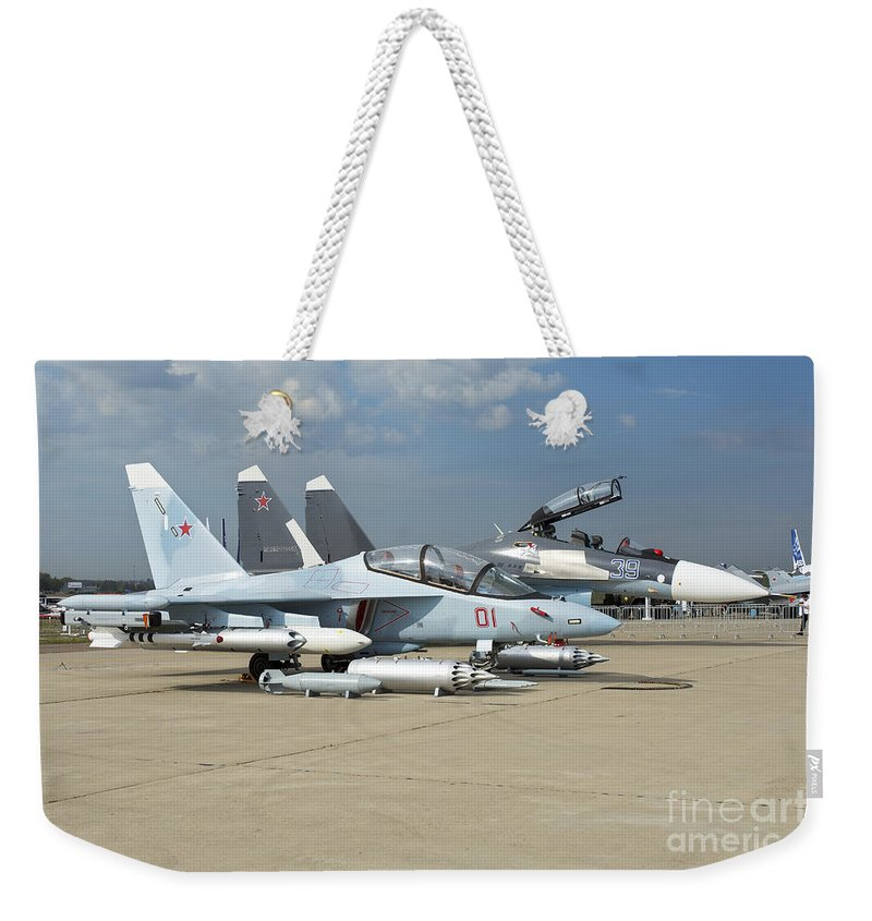 Weekender Tote Bag featuring the photograph Untitled by