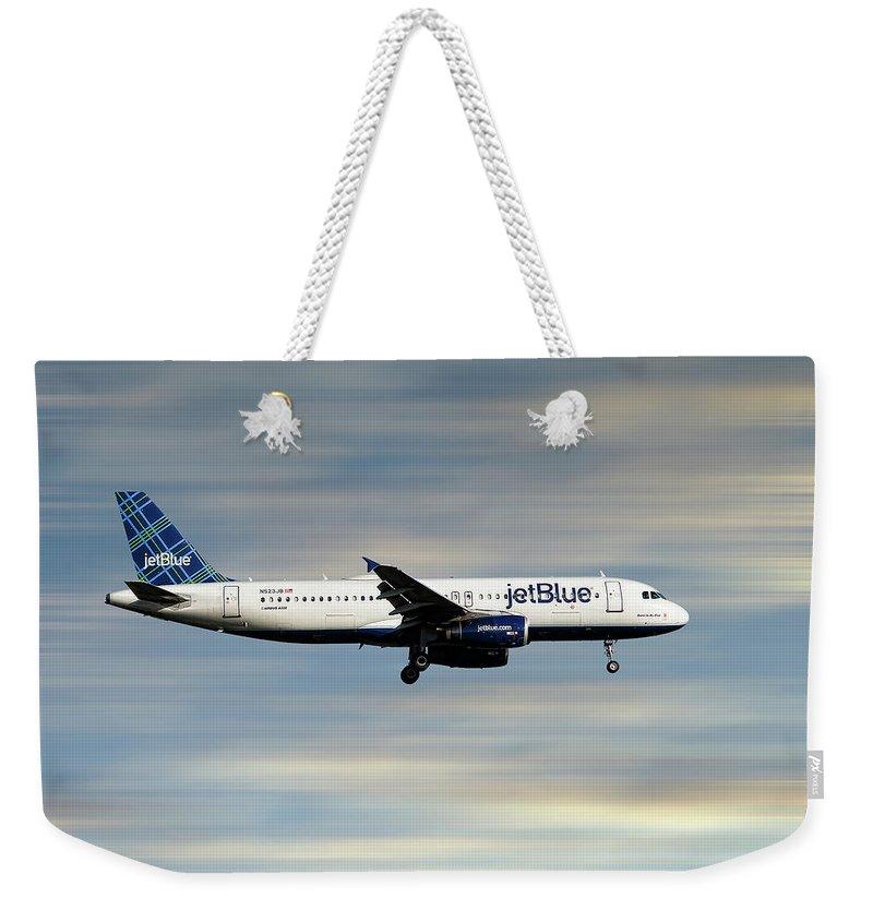 Jetblue Weekender Tote Bags