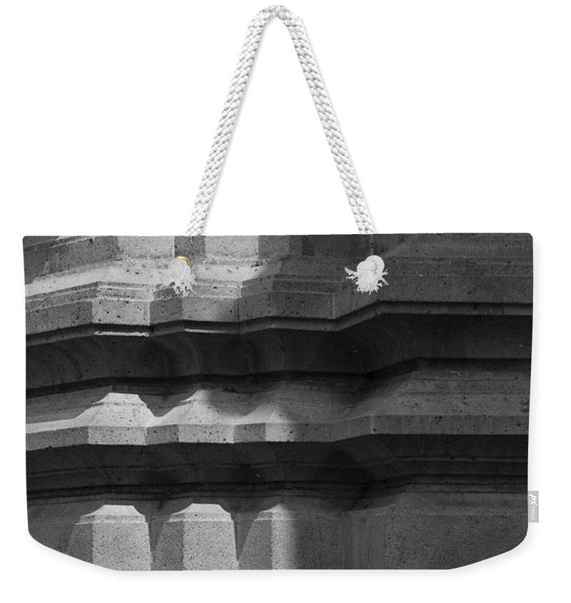 Mahuli Weekender Tote Bag featuring the photograph Mahuli Village by Kiran Joshi