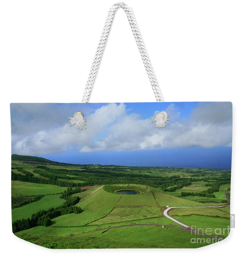 Azores Weekender Tote Bag featuring the photograph Sao Miguel - Azores by Gaspar Avila