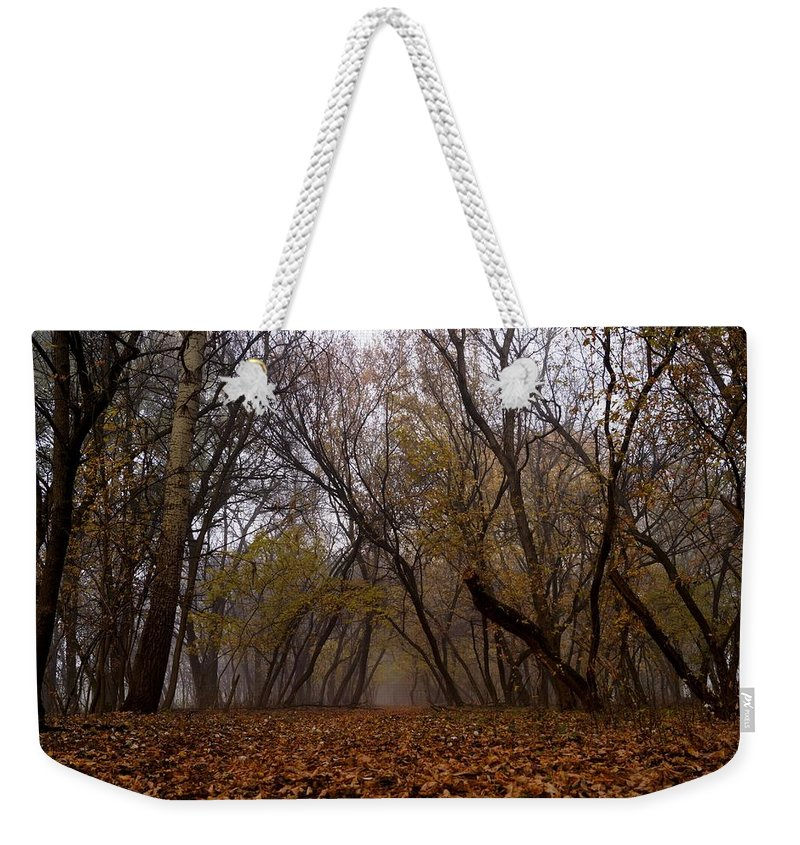 Non_city Weekender Tote Bag featuring the photograph Countryside by FL collection